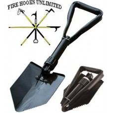 CRS FIRE HOOKS COLLAPSIBLE RESCUE SHOVEL