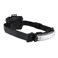 Command Tilt White LED Headlamp / Helmet Light