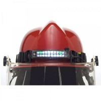 Foxfury Command 20 Fire Helmet Light
