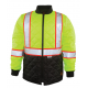 Game Sportswear 1275 The Hi-Vis Quilted Jacket