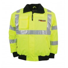 Game Sportswear 1333 The Navigator Jacket- Neon Lime