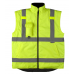 Game Sportswear 1350 6 in 1 Jacket- Neon Lime