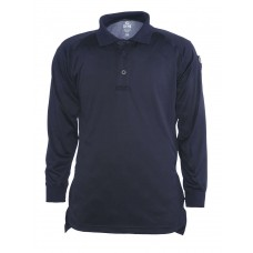 Game Sportswear 8180 The Long Sleeve Tactical Polo