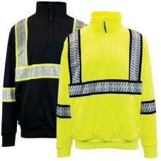 Game Sportswear 8755 The G-CLIPSE Line Survivor Work Shirt with Contrasting & Segmented Tape