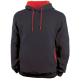 Game Sportswear 8600 The Rival Two-Toned Hoodie