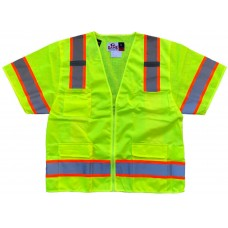 Game Sportswear I-678E The Econo Class 3 Vest