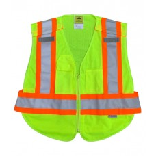 Game Sportswear I-684 The 5-Point Breakaway Mesh Vest