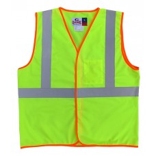 Game Sportswear I-70 The Econo-Safety Polyester Vest