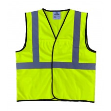 I-35E Fluorescent Yellow (#aed701)