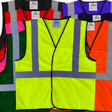 Game Sportswear I-35E The Econo Work-Zone Vest