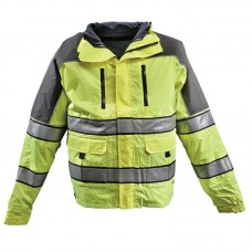 Gerber Eclipse SX Jacket, Lime Yellow w/ LumenX Accents