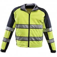 Gerber Sigma Soft Shell Navy / Lime Liner Jacket