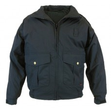 Gerber Thriller SX 5 in 1 Jacket Midnight Navy / Lime - Reversible w/Soft Shell