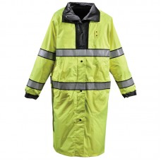 Gerber Typhoon Raincoat Black/Lime Yellow