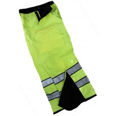 Gerber Typhoon Rain Pants Black/Lime Yellow