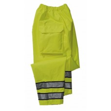 Gerber 70LL Viz Tech Rain Pant Lime Yellow