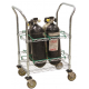 Ready Rack EMS Oxygen/SCBA Cart
