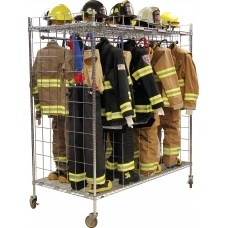 Mobile Ready Rack Double Sided  Gear Storage