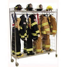Mobile Ready Rack Single Sided  Gear Storage