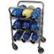 Ready Rack Multi-Purpose Mobile Bottle Cart