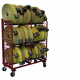 Ready Rack Multiple Purpose Storage System - Hose Configuration