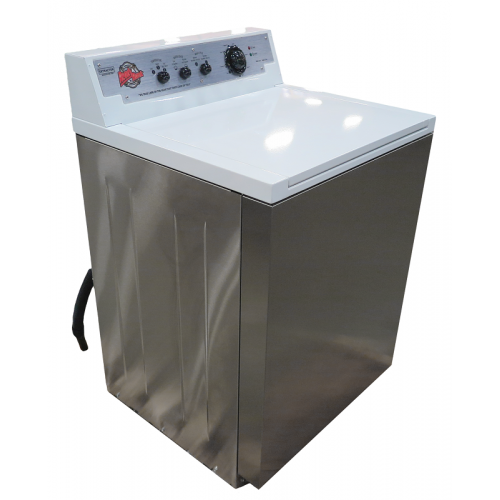 Fire Gear Washer ~ Ready rack extractor washers