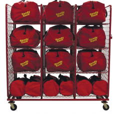 Ready Rack SOS-Bag Storage Three Compartment
