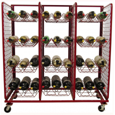 Ready Rack SOS Cylinder Storage Three Compartment