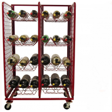 Ready Rack SOS Cylinder Storage Two Compartment