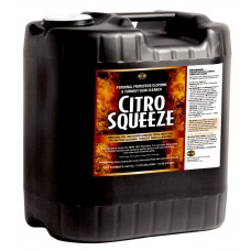 CitroSqueeze PPE & Turnout Cleaner (1) Five Gallon Pail
