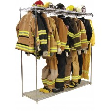 Surplus Gear Storage Rack - Freestanding