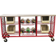 Ready Rack Worktable 3 Compartment