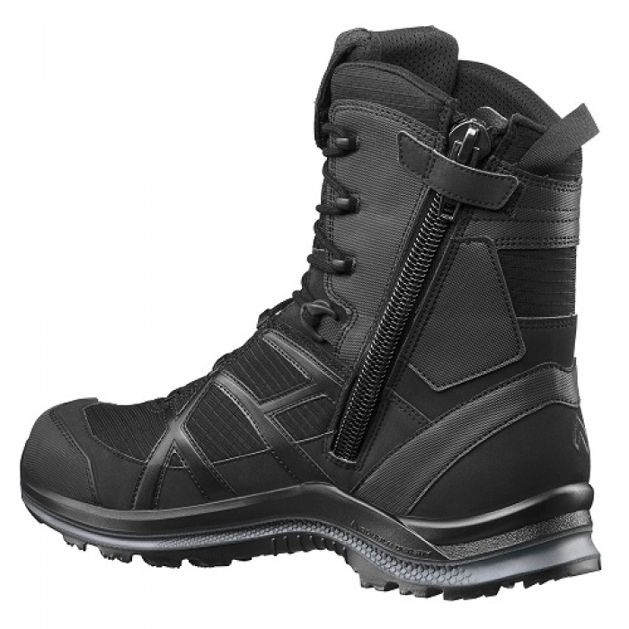 Haix Black Eagle Athletic 2.0 T High Side Zip 330004 Anti-slip Antistatic Boots