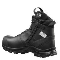Haix Black Eagle Safety 55 Mid Side Zip (Fire-End Clearance sale)