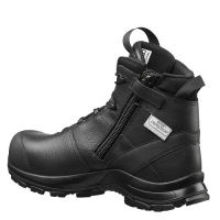 Haix Black Eagle Safety 55 Mid Side Zip Womens Boots