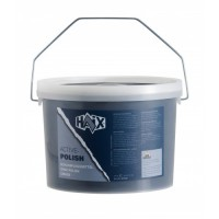 Haix Black Shoe Polish - 5.5 lb Bucket