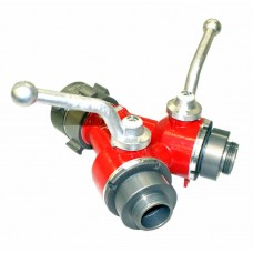 Harrington H201 Small Two-Way Ball Valve (Leader Line Wye)