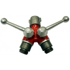 Harrington H201F Forestry Two-Way Ball Valve