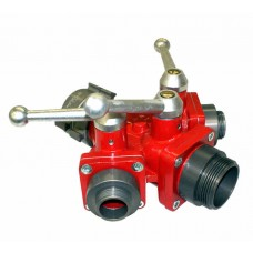 Harrington H301 Small 3-Way Ball Valves Water Thief)