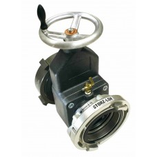 "Harrington H800 S4"" Straight Gate Valve"