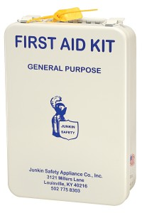 Junkin Industrial First Aid Kits