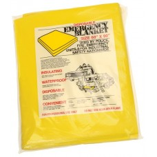 Junkin Disposable Emergency Blanket