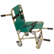 Evacuation Chair with 4 wheel (Junkin  JSA-800-W -  Storeroom 7, Bin 70165)