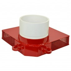 "DHLL60 Kochek 6"" Dry Hydrant Low Level PVC Strainer"