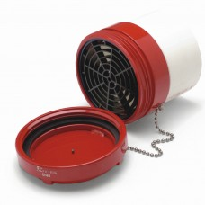 DHMA Male Dry Hydrant Adapter With Aluminum Cap