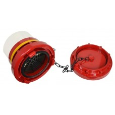 DHS Storz  Dry Hydrant Adapter With Aluminum Cap