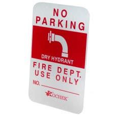 SDH Dry Hydrant Sign