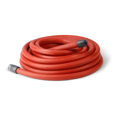 "High Pressure Rubber Booster Hose with 1""  NH (NST) Couplings"