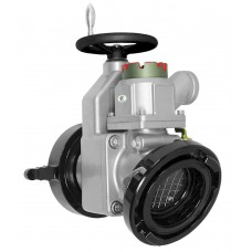 Gate Valve with 25º Elbow - 10K
