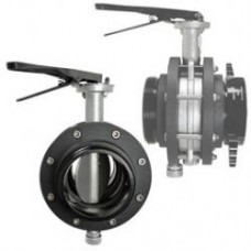 Kochek Butterfly Valve with Bleeder- BFV